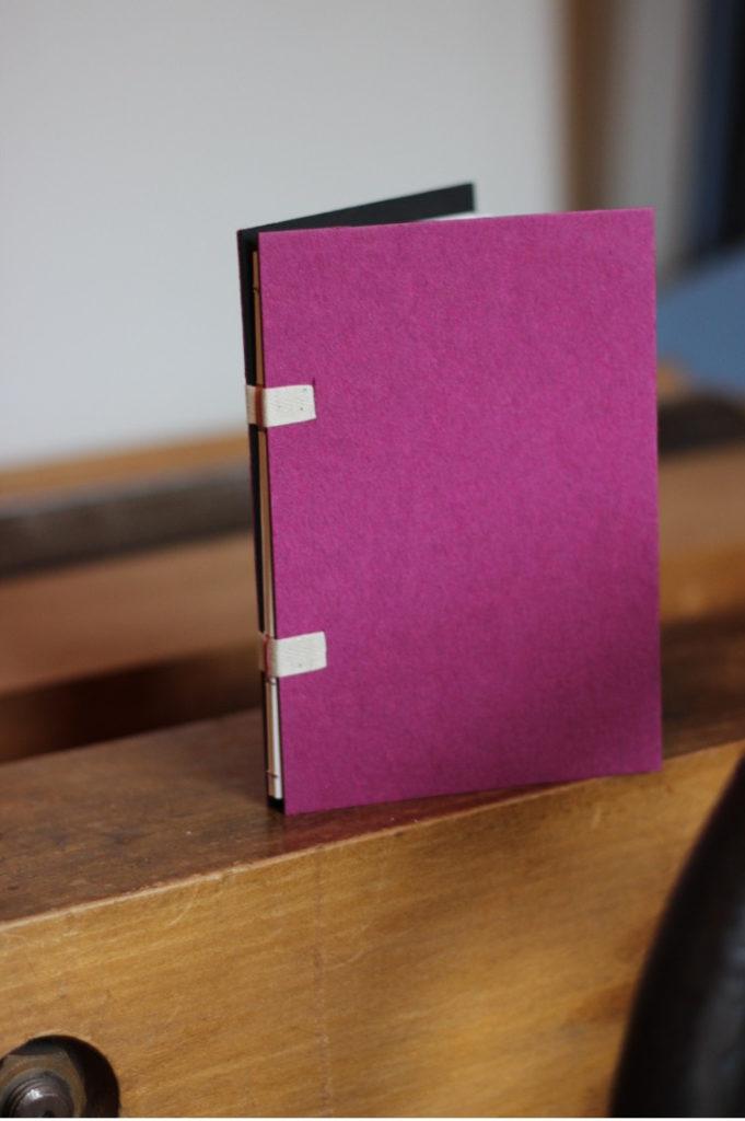 Kit de carnet en carton